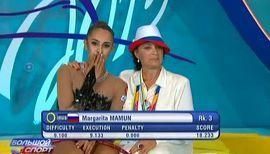 Российские гимнастки успешно начали выступление на чемпионате мира