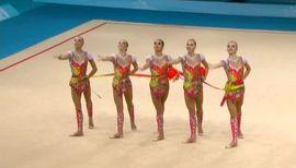 Россиянки выиграли в общекомандном зачете