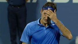 Роджер Федерер покинул US Open