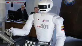 Робот-андроид отправится в открытый космос