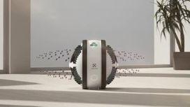 На смену роботу-пылесосу пришел летающий пылесос