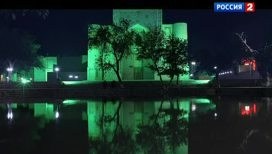 Бухара. Фестиваль Эхо веков