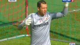 Андрей Дикань вернулся и стал лучшим игроком матча