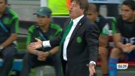 Мексиканский тренер призывает игроков к воздержанию
