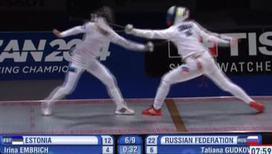 Финальная дуэль закончилась для россиянок