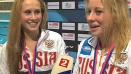 Российские прыгуньи - самые техничные и синхронные