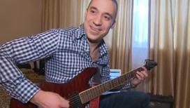 Гальперин сыграл на гитаре специально для Губерниева