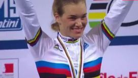 Анастасия Войнова принесла России золотую медаль