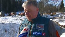 Главный организатор гонки Александр Кравцов: Главное - не спать!
