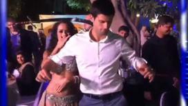 Новак Джокович увлекается танцем живота