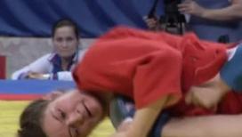 Чемпионка России по самбо ушла со спокойной совестью отдыхать