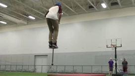 Экстремалы придумали новый вид прыжков
