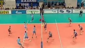 Волейбол. Казань ликует второй год подряд