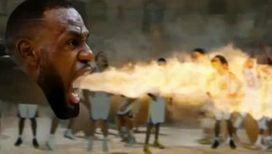 Как баскетболиста превратить в героя блокбастера