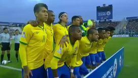 Бразильские футболисты получили вторую пощечину за год