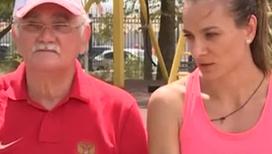 Елена Исинбаева рассказала о своей главной конкурентке