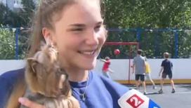 Юной российской баскетболистке пророчат большое будущее