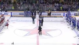 Почему Кубок открытия КХЛ остался нетронутым