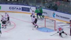 Топ-5 лучших голов недели в КХЛ