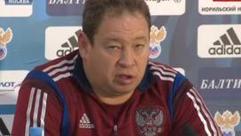 Слуцкий напомнил о силе черногорских футболистов