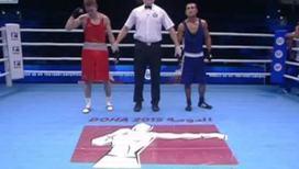 Российский боксер победил грозного кубинца