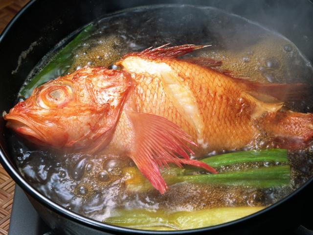 Приготовление рыбы или пожарить