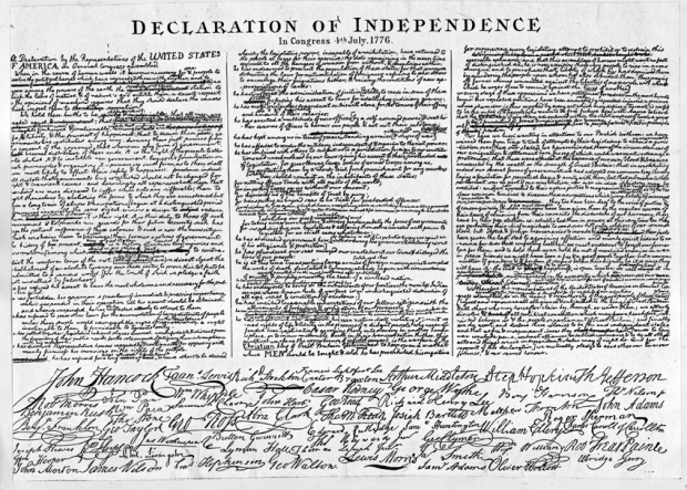 an analysis of the importance of the declaration of independence and the words of thomas jefferson Learn why the declaration of independence was so important by understanding these thomas jefferson summary and analysis of the declaration of independence.