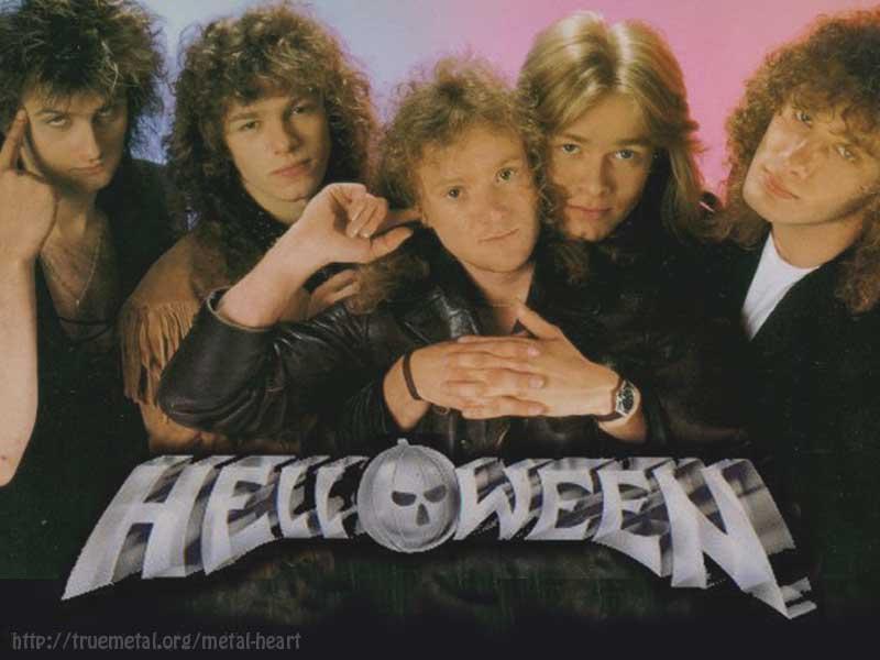 Helloween лучшие песни скачать